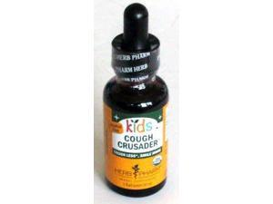 Kids Cough Crusader - Herb Pharm - 1 oz - Liquid