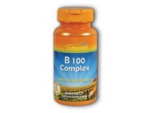 B Complex 100 - Thompson - 30 - Tablet