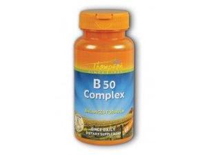 B Complex 50 - Thompson - 60 - Capsule