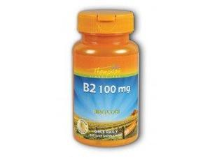 B-2 100mg - Thompson - 30 - Capsule