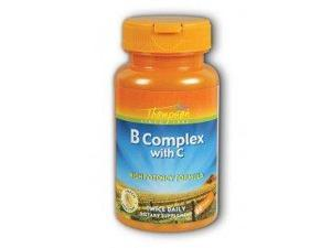 B Complex With C - Thompson - 60 - Tablet