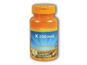 K 100mcg - Thompson - 30 - Tablet