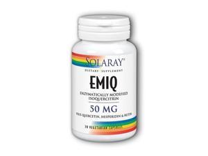 EMIQ 50 mg - Solaray - 30 - VegCap