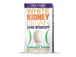 White Kidney Bean Carb Intercept - Natrol - 120 - Capsule