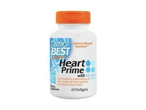 Heart Prime with KD-Pur EPA - Doctors Best - 60 - Softgel