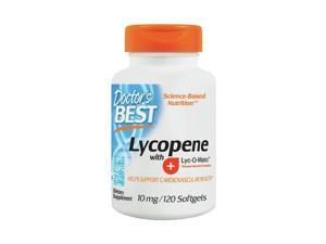 Lycopene with Lyc-O-Mato 10 mg - Doctors Best - 120 - Softgel