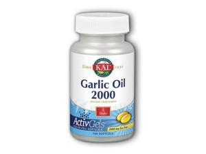 Garlic Oil 2000 - Kal - 100 - Softgel