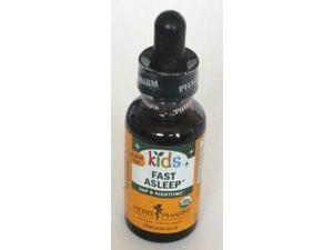 Kids Fast Asleep - Herb Pharm - 1 oz - Liquid