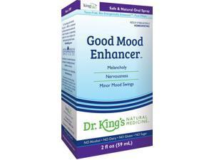 Good Mood Enhancer - Dr King Natural Medicine - 2 oz - Liquid