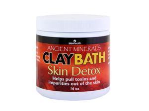 Claybath Skin Detox - Zion Health - 16 oz - Clay