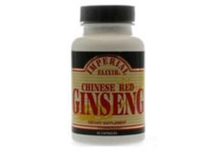 Chinese Red Ginseng - Imperial Elixir (Ginseng Company) - 50 - Capsule