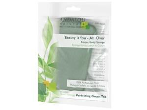 Beauty is You -All Over- Konjac Body Sponge - Andalou Naturals - 1 - Pack