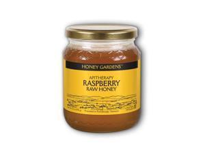 Raw Honey, Raspberry - Honey Gardens - 1 lb - Liquid
