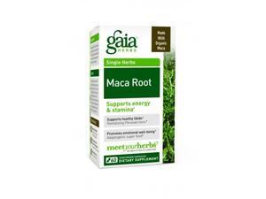 Maca Root - Gaia Herbs - 60 - VegCap