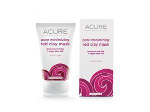 Pore Minimizing Red Clay Mask - Acure Organics - 1.75 oz - Liquid