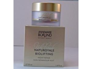 NatuRoyale Biolifting Night Repair Cream - Annemarie Borlind - 1.69 oz (50 ml) - Cream