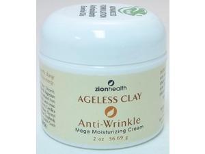 Ageless Clay Cream - Zion Health - 2 oz - Cream