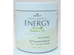Kanwa Energy Powder - Zion Health - 12 oz - Powder