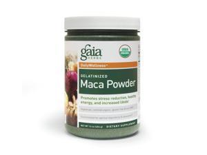 Maca Powder - Gaia Herbs - 16  oz - Powder