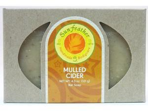 Mulled Cider Soap - Sunfeather - 4.3 oz - Bar Soap