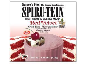 Spiru-Tein Red Velvet - Box - Nature's Plus - 8 - Packet