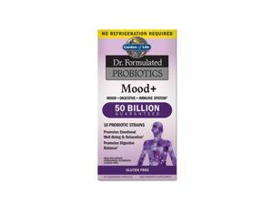 Dr. Formulated Probiotics Mood No Refrigeration Required - Garden of Life - 60 - Capsule
