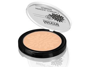 Trend Sensitive Mineral Compact Powder-Honey #3 - Lavera Skin Care - 0.21 oz - Powder