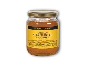 Raw Honey Star Thistle - Honey Gardens - 1 lb - Liquid