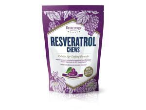 Resveratrol Chews Bordeaux Berry - Reserveage - 30 - Chewable