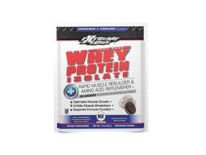 Extreme Whey Protein Isolate Cookies & Cream Flavor - Bluebonnet - 7 Packets - Box