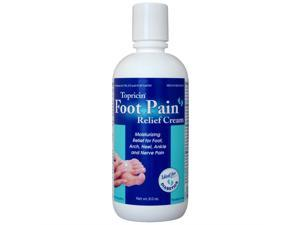 Topricin Foot Therapy Cream - Topricin - 8 oz - Cream
