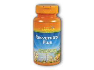 Resveratrol Plus - Thompson - 30 - VegCap