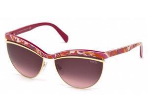 Emilio Pucci 0010 Sunglasses in color code 77T