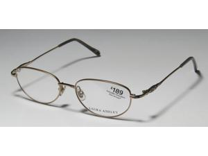 Laura Ashley MINERVA Eyeglasses in color code CHAMPAGNE in size:49/16/130