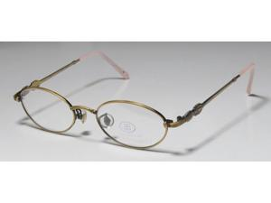 Paolo Gucci 6304531 Eyeglasses in color code ANTIQUEGOLD in size:49/20/140