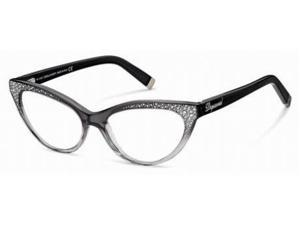 Dsquared 5029 Eyeglasses in color code 020 in size:54/16/140