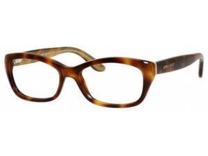 Jimmy Choo 82 Eyeglasses in color code EHO in size:52/17/140