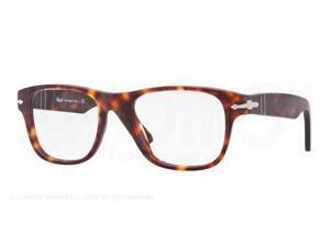 Persol 3093V Eyeglasses in color code 9001 in size:50/20/145