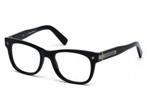 Dsquared 5145 Eyeglasses in color code 001 in size:51/19/140