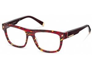 Dsquared 5076 Eyeglasses in color code 55A in size:53/16/140
