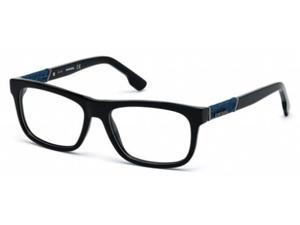 Diesel 5107 Eyeglasses in color code 001 in size:55/16/145