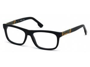 Diesel 5107 Eyeglasses in color code 002 in size:55/16/145