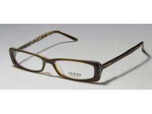 Guess 1404 Eyeglasses in color code BRN in size:53/15/135