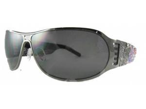 Christian Audigier 403 Sunglasses in color code GUNMETAL