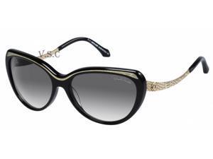 Roberto Cavalli HEZE 898S Sunglasses in color code 01B