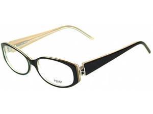 Fendi 598 Eyeglasses in color code 001 in size:52/14/135