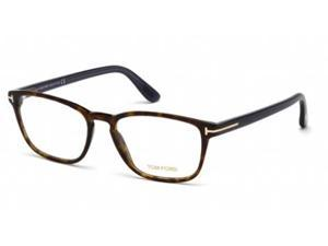 Tom Ford 5355 Eyeglasses in color code 052 in size:56/18/145