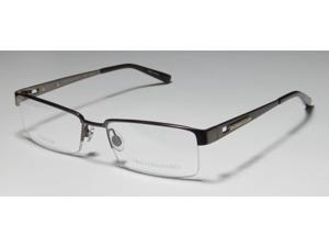 Trussardi 12734 Eyeglasses in color code BR in size:55/18/140