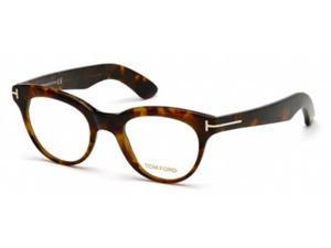 Tom Ford 5378 Eyeglasses in color code 052 in size:49/20/145