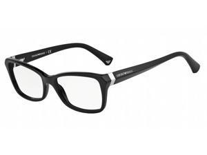 Emporio Armani 3023 Eyeglasses in color code 5017 in size:54/17/140